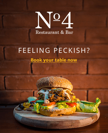 Book your table now!