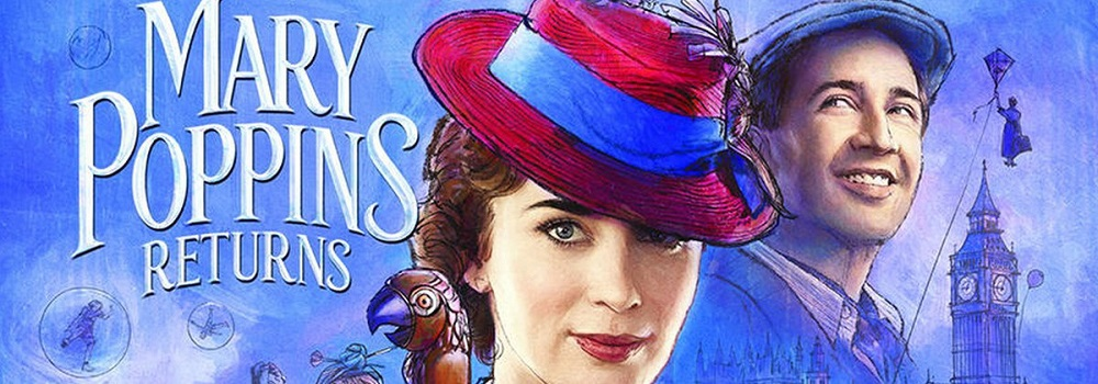 COMING SOON: Mary Poppins Returns