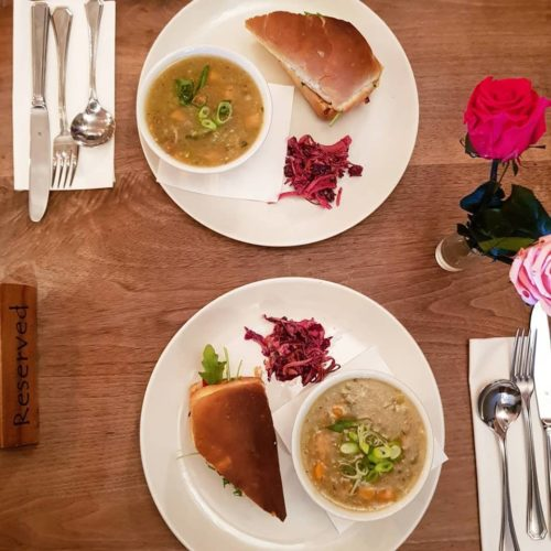 Our New Lunch Menu Has Launched!