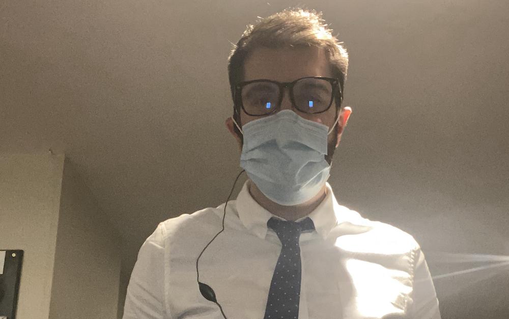 Quarantine Q+A with Gareth